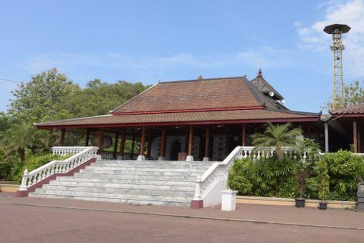 Masjid Mantingan Jepara.