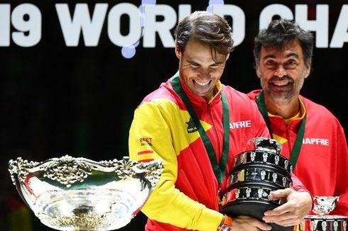 Rafael Nadal Bawa Spanyol Juara Piala Davis 2019