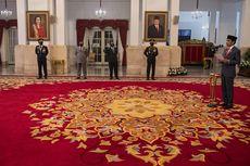 Arahan Presiden Jokowi untuk Polri pada HUT Ke-74 Bhayangkara