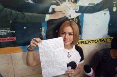 Barbie Kumalasari Bacakan Surat Permohonan Maaf Galih Ginanjar untuk Fairuz
