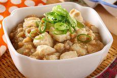 Resep Mun Tahu Ayam Udang, Teksturnya Lembut dan Kental