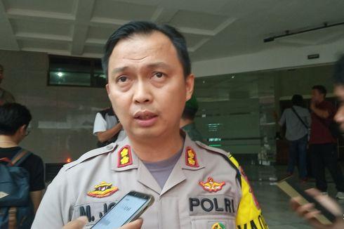 Polisi Jaga Sekolah-sekolah di Bogor Jelang Pelantikan Presiden