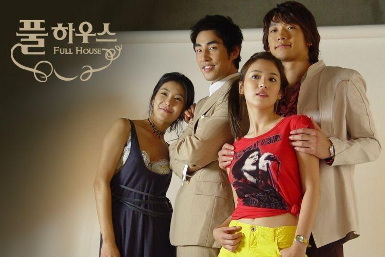 Dibintangi Rain, Song Hye-ko dan Han Eun-jung, tv seri Full House (2004) kini tayang di Netflix.