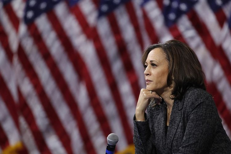 5 Fakta Kamala Harris Cawapres Joe Biden Di Pilpres As Halaman All Kompas Com