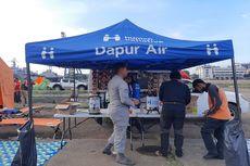 Human Initiative Bantu Operasi SAR Pesawat Sriwijaya Air SJ-182