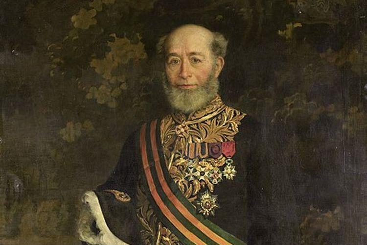 Gubernur Jenderal Hindia Belanda Frederik s?Jacob