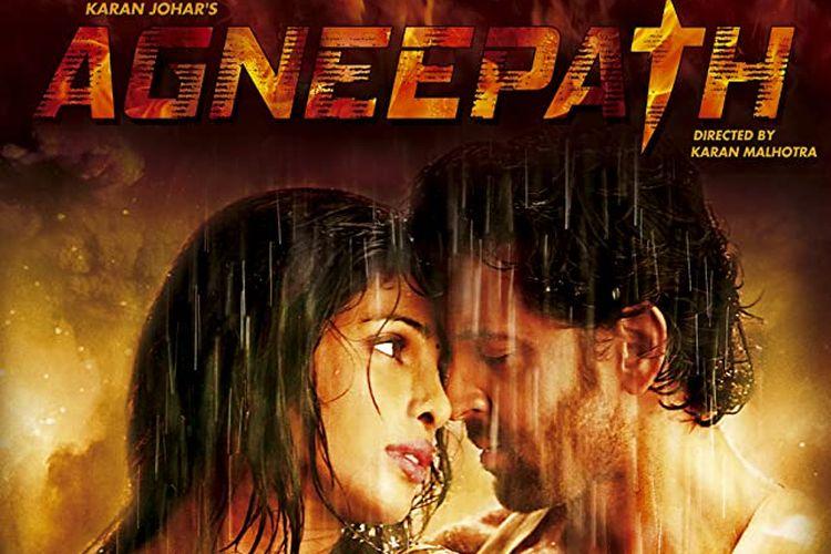 Film Agneepath dibintangi Hritik Roshan