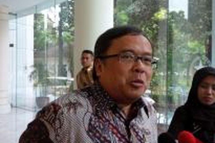 Menteri Keuangan Bambang Brodjonegoro.