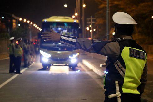 Bodi Kamera Polisi Punya Fitur Seperti CCTV Tilang Elektronik