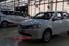 Stok Toyota Etios Valco di Diler Sudah Kosong