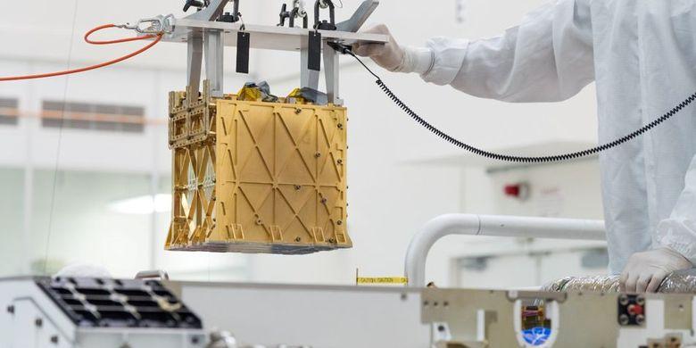 [POPULER GLOBAL] NASA Makes Oxygen on Mars