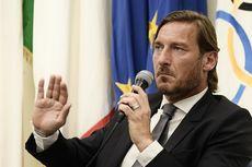 Francesco Totti Ragu Liga Italia Musim Ini Bisa Dilanjutkan