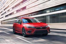Honda Resmi Luncurkan Generasi Baru Civic Sedan