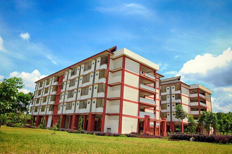 Gedung asrama Universitas Padjajaran