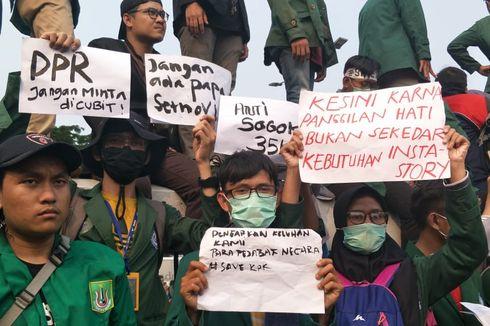 Muncul Anggapan Aksi Mahasiswa Ditunggangi, Ini Ulasan Pengamat
