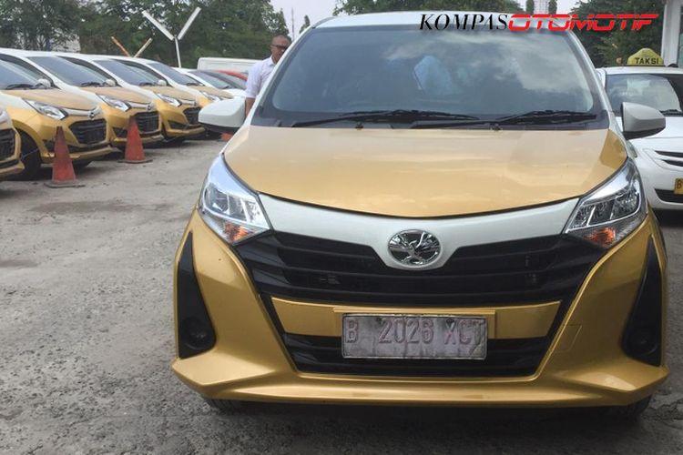 Calya dan Sigra jadi armada taksi Next Express