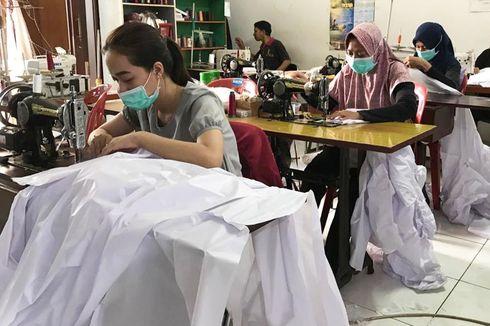 Solidaritas Masyarakat Atasi Pandemik Covid-19, dari APD Jas Hujan hingga Sumbangkan Celengan