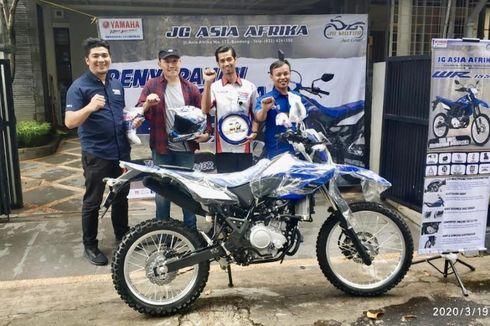 Yamaha WR155R Sampai ke Tangan Konsumen