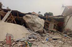 Batu Besar Timpa Rumah, Aktivitas Pertambangan PT MSS Dihentikan Sementara