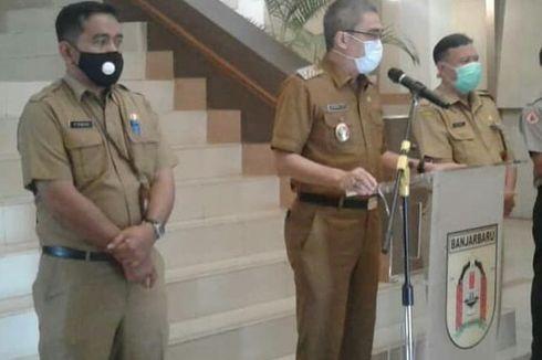 Selain Wali Kota Banjarbaru, Sekda dan 4 Pejabat Pemkot Lainnya Juga Positif Covid-19