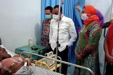 Penderita Tumor Seberat 30 Kilogram di Medan Ditemui Gubernur Sumut