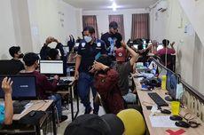 Penggerebekan 7 Kantor Pinjol Ilegal di Jakarta, 1 WNA Masuk DPO