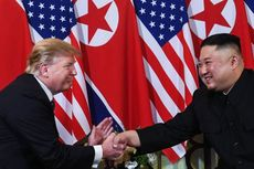 Terkuak, Trump Pernah Tawari Kim Jong Un Naik Air Force One