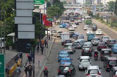 Polisi: Volume Kendaraan ke Arah Mal Lebih Tinggi Dibandingkan ke Tempat Wisata