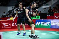Hasil Indonesia Masters 2020, Greysia/Apriyani Tembus Semifinal