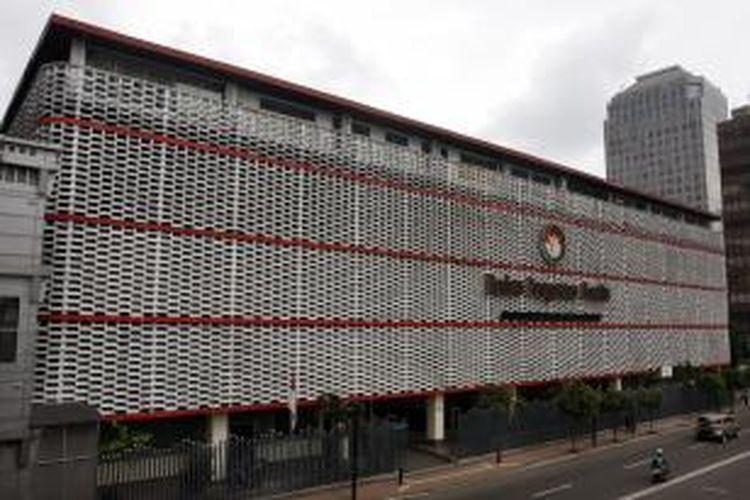 Gedung Badan Pengawas Pemilu (Bawaslu), Jakarta.