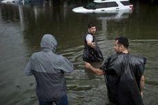 Badai Harvey Mengganas, Presiden Trump Segera Kunjungi Texas