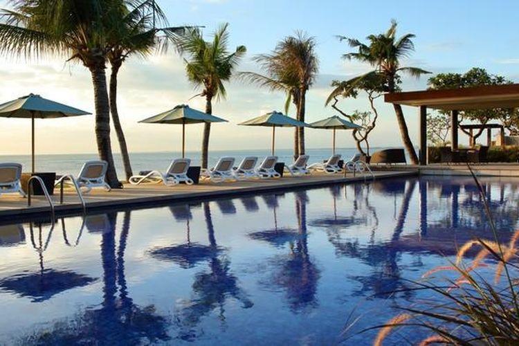 Beach Front Private Suite Pool dari The Anvaya Beach Resorts.