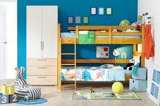 5 Langkah Memberikan Keamanan di Dalam Kamar Anak