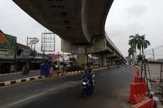 Jalan Layang Cipinang Lontar Dibuka, Lalu Lintas di Jalan Gusti Ngurah Rai Lancar