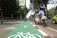 Jalur Sepeda dari Kacamata Penggiat Keselamatan Berkendara