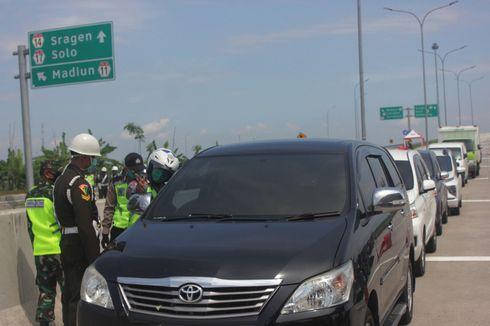 Cegah Pemudik Nekat, Polisi Perketat Pengecekan Kendaraan Komersial