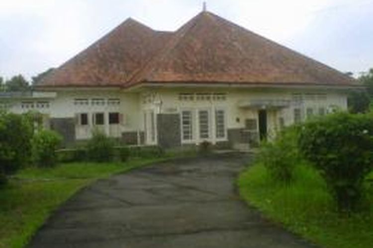 Rumah di Jalan Patangpuluhan 22 Wirobrajan, Yogyakarta, pernah menjadi tempat persembunyian Bung Karno.