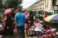 Khawatir Pedagang Blok G Turun ke Trotoar, PD Pasar Jaya Siapkan Lahan