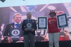 Manado Jadi Saksi Pemecahan 3 Rekor Dunia Selam Guinness World Records