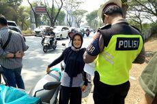 Polisi: Selesai Razia, Masyarakat Kembali Ulangi Pelanggaran
