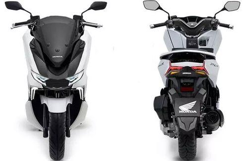 Generasi Baru Honda PCX 150 Meluncur 2021?