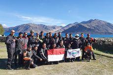 19 Anggota IMBI Jelajahi Pengunungan Himalaya