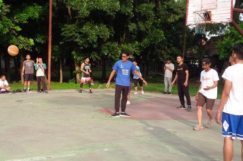 Sandiaga Bakal Undang Jokowi Main Basket di Solo