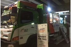 Melihat Humanity Food Truck yang Layani Kaum Dhuafa Saat #BukBerCeria