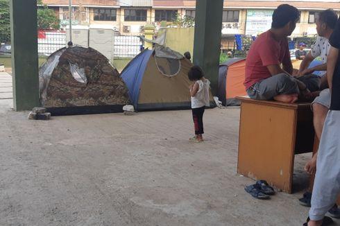 Jumlah Pencari Suaka di Pengungsian Kalideres Terus Bertambah