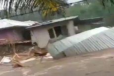 3 Kios di Pasar Runjung Purbalingga Hanyut Diterjang Banjir Bandang