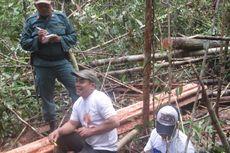 2 Pembalak Liar Ditangkap di Taman Wisata Alam Gunung Melintang