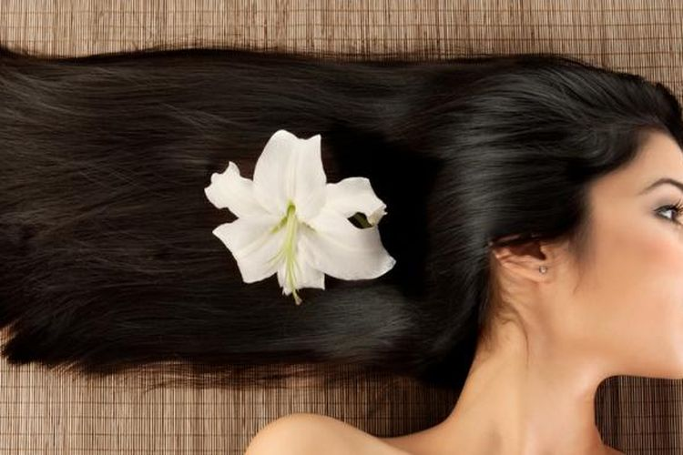 Ilustrasi rambut sehat