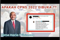 Ramai soal Pengadaan CPNS 2022, Akankah Ditiadakan?