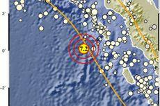 Terjadi 3 Kali Gempa Susulan di Nias